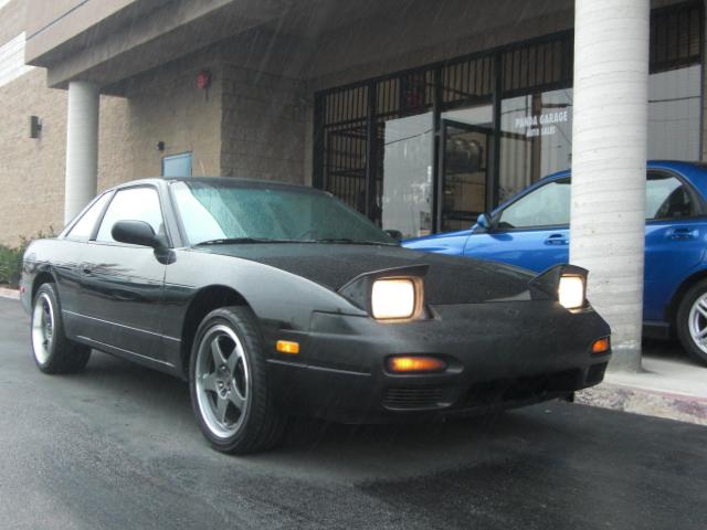 93 240sx coupe black for Garage auto 93